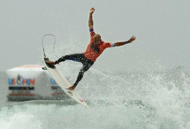 عکس های هیجان انگیز موج سواری در سواحل کالیفرنیا