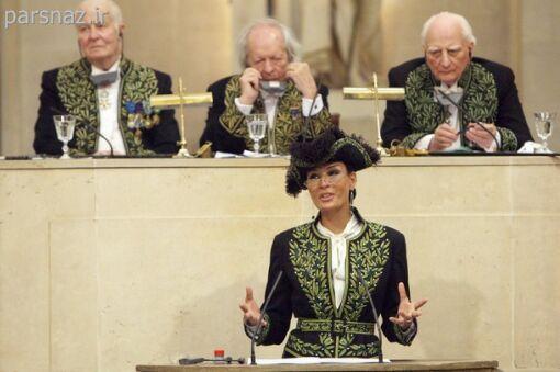 ملکه زیبای قطر معروف به زلزله زنانه + عکس