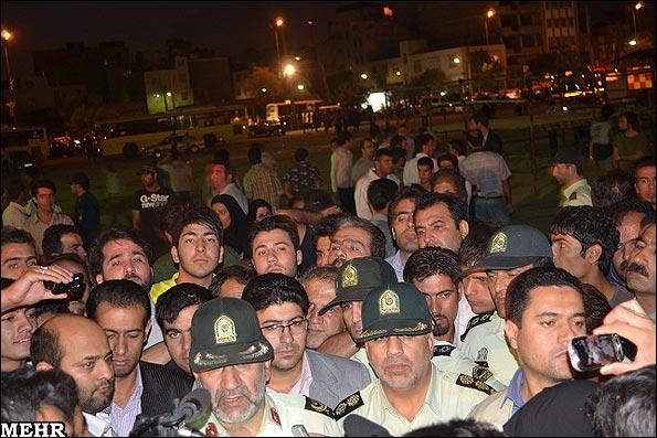 قاتل روحالله داداشی اعدام شد + گزارش تصویری