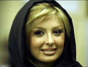 نیوشا ضیغمی و همسرش سر مزار شهدا + گزارش تصویری