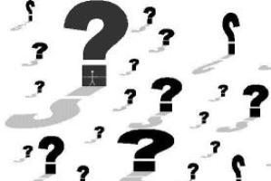 اس ام اس های سوالی؟