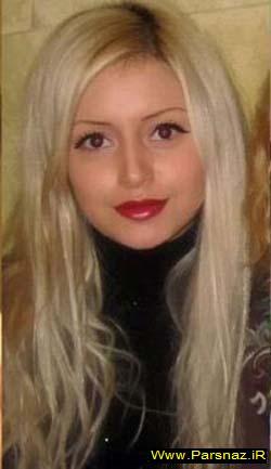 عکس های دیدنی تغییر چهره های متفاوت دختری جذاب و زیبا