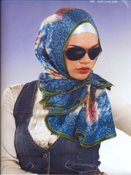 شال و روسری شیک ایرانی