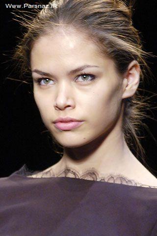 10 مدل زن برتر روسی را بشناسید + عکس