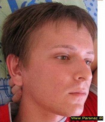 عکسهای چهره متفاوت یک مرد پس از تغییر جنسیت