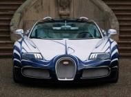 عکس هایی از ماشین Bugatti Veyron Grand Sport