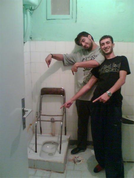 عکس های بسیار خنده دار از خوابگاه های دانشجویی