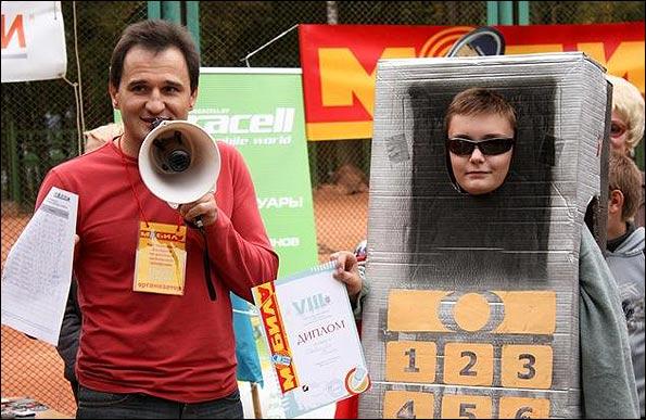 خنده دار ترین مسابقه جهان در کشور فنلاند + عکس