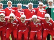 عکس هایی از تمرین تیم فوتبال بانوان ایران در ابوظبی