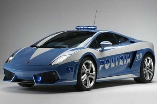 ماشین های اسپرت پلیس در سراسر جهان