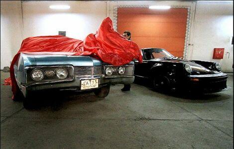نمایشگاه خودرو های قدیمی تهران