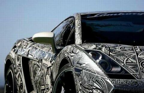 عکس های جنجالی ترین ماشین خیابانهای آمریکا