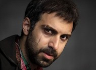 عکس بازیگر معروف در حال تمرینات رزمی