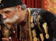 تصویر بابا شاه و قذافی