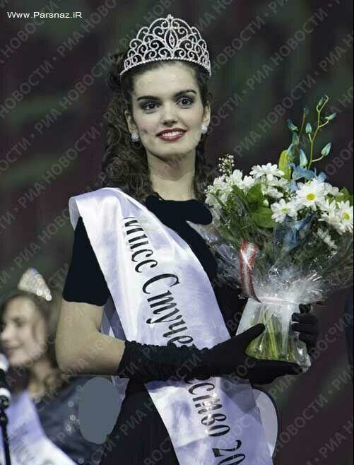 عکس های دیدنی از زیبا ترین دختر دانشجوی دنیا