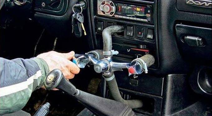 عکسهای خنده دار از خلاقیت در تعمیر اتومبیل