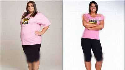افرادی با بیشترین کاهش وزن در جهان