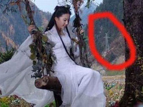 سوتی در فیلم های چینی + عکس
