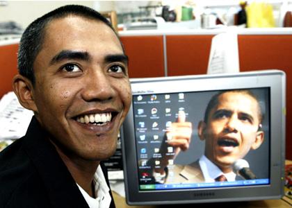 www.parsnaz.ir - بدل رئیس جمهور آمریکا + عکس
