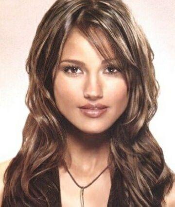 عکس مدل موی زنانه بلند و جدید