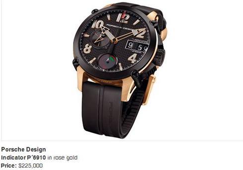 گران قیمت ترین ساعت های مچی در جهان + عکس