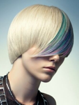 جدیدترین مدل موهای لایت زنانه