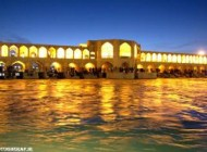 زاینده رود اصفهان زنده شد!!