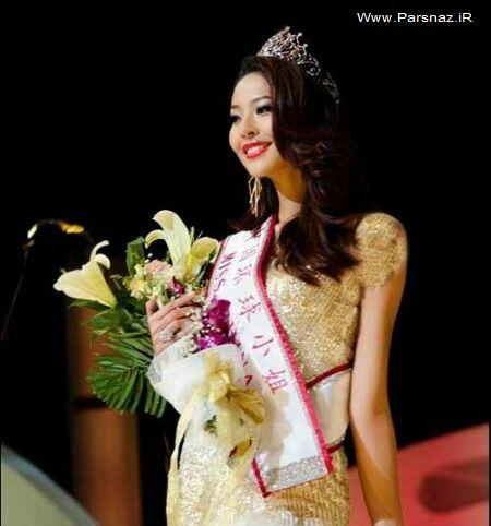 مراسم انتخاب شایسته ترین دختر چینی + عکس