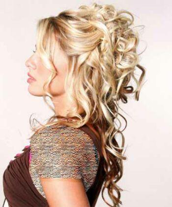 مدل موهای شینیون و بابلیس شده + جدید