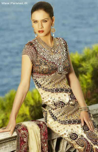www.parsnaz.ir - عکس های ملکه زیبایی جدید هندوستان