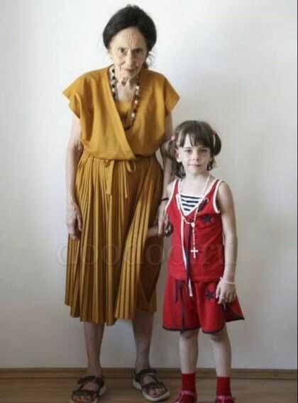 پیرترین مادر جهان + عکس