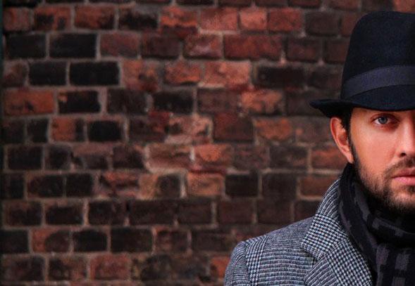 چهره جدید از هنرپیشه معروف بهرام رادان