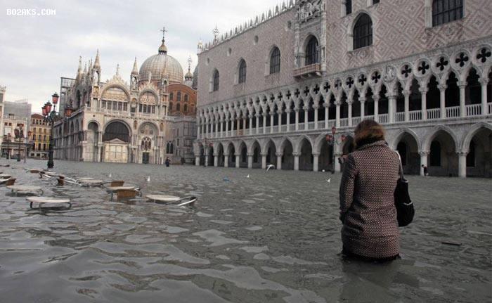 تصاویری زیبا از ونیز شهر روی آب
