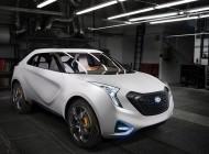 تصاویری از خودرو Hyundai Curb Concept