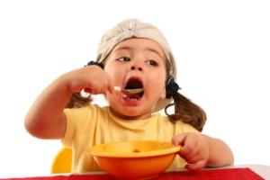 تغذیه و تمرین برای تیز هوشی کودکان !!