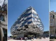 معماری های زیبا ساختمان های عجیب