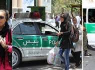 عکس های جدید برخورد با بد حجابی در تهران !! تیر 1390