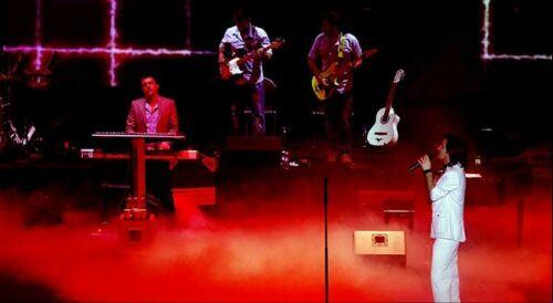 www.parsnaz.ir - حضور علی دایی در کنسرت محسن یگانه + عکس