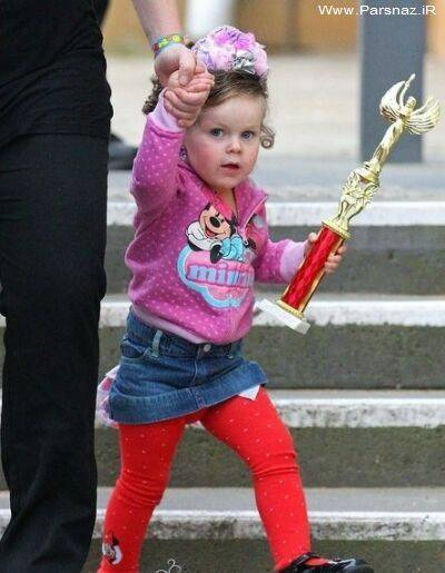 مسابقات دختر بچه شایسته در ملبورن استرالیا + عکس