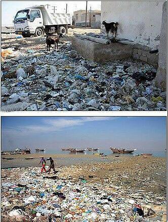 عکس های دیدنی از تفاوت ساحل ایران و دیگر کشورها