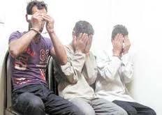 آدم ربایی و تجاوز چهار جوان به یک دختر 19ساله!!