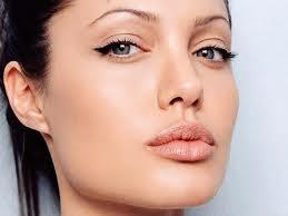 عکس دختر ایرانی مشهور به آنجلینا جولی