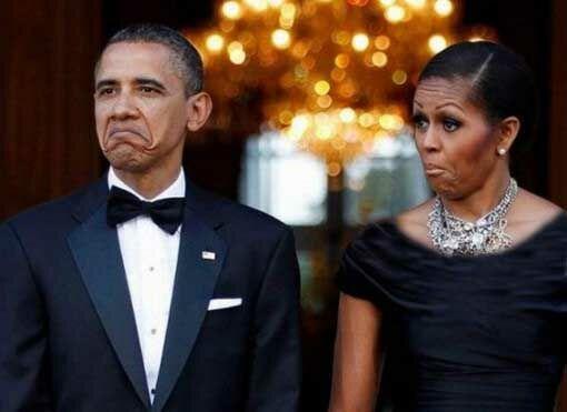 عکس های خنده دار از سیاستمداران