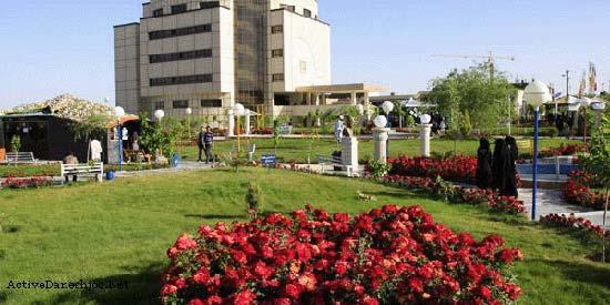 زیباترین دانشگاه ایران کجاست + عکس