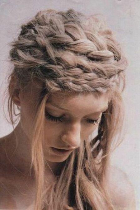 عکس های مدل موهای دخترانه