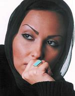 www.parsnaz.ir - سیگار کشیدن پرستو صالحی!! + عکس