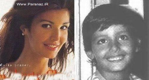 زیباترین زن مانکن برزیل قبلا پسر بوده + عکس