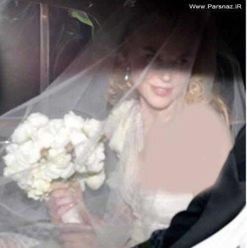 عکس های مراسم عروسی بازیگران معروف هالیوود