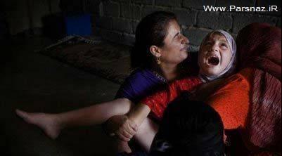 ختنه دردناک دختران جوان + عکس