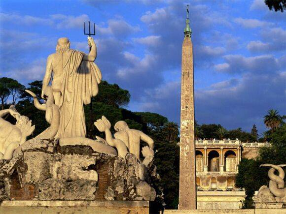 عکس های بسیار زیبا و دیدنی از رم ایتالیا
